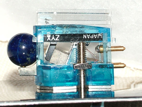 ZYX OmegaS Cartridge