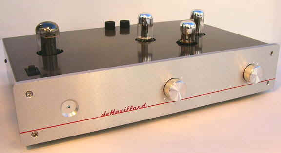 deHavilland UltraVerve Remote linestage