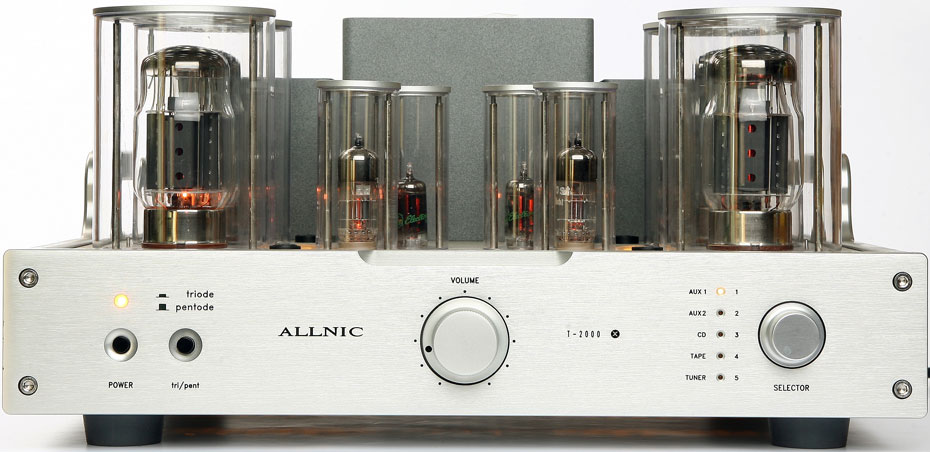 allnic t 2000 tube integrated amplifier review   dagogo