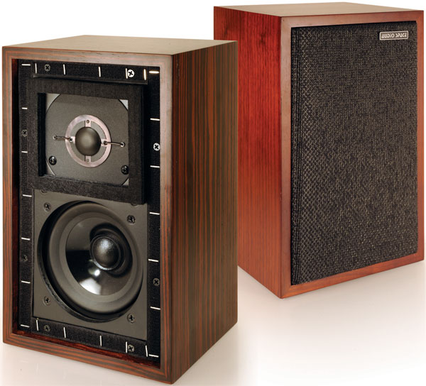 Audio Space LS 3 5A Bookshelf Speakers