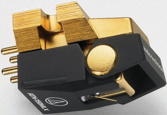 Audio Technica AT150MLX dual moving magnet cartridge