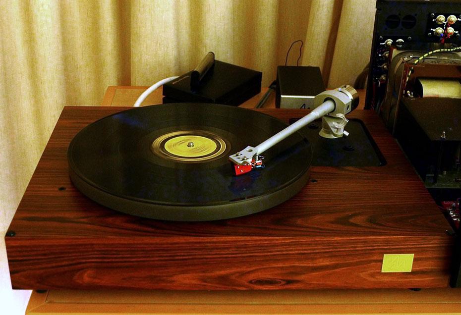 Audio Note TT Two Deluxe