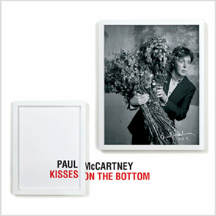 "Paul McCartney ""Kisses on the Bottom""'"