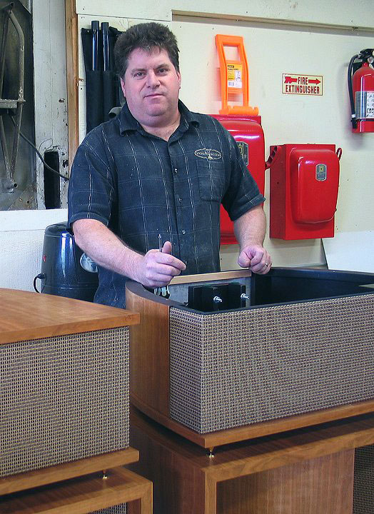 An Interview with Greg Roberts of Volti Audio - Dagogo