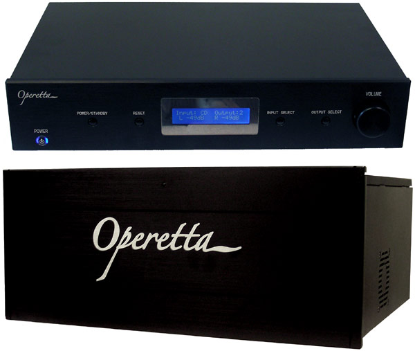 Jaton RC2000P Preamplifier and AP2300A Amplifier
