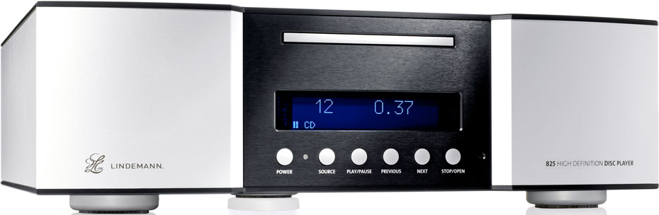 Lindemann 825 Disc Player
