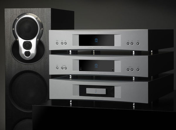Linn Digital Streamer, Kontrol Preamplifier And 4200