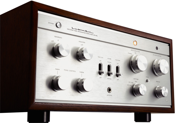 Luxman SQ-38u tube integrated amplifier