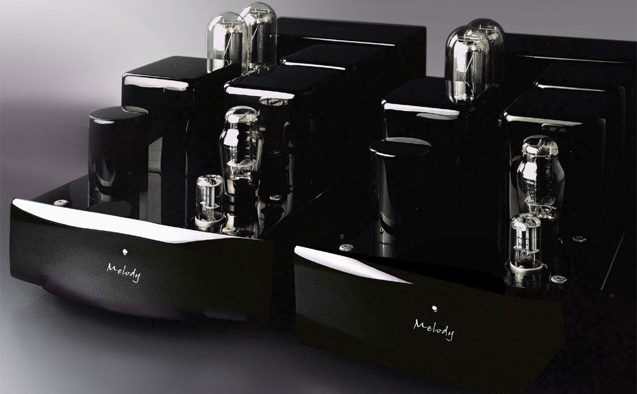 Melody PM845 101 Monoblock Amplifiers