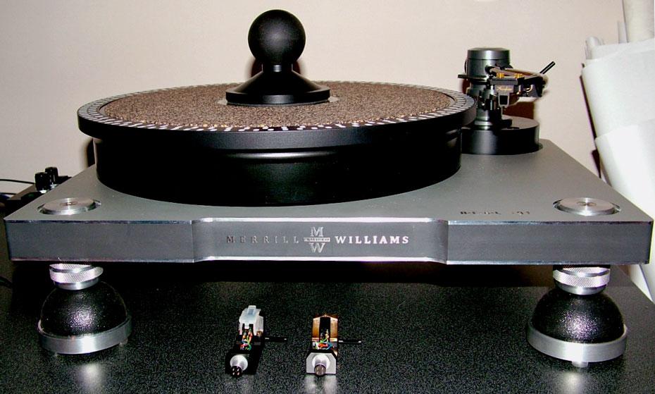 Merrill Williams REAL101 Turntable