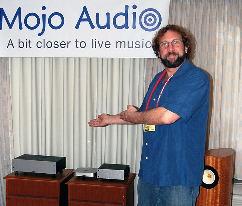 Ben Zwickel of Mojo Audio