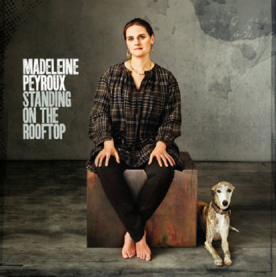 Madeleine Peyroux Standing on the Rooftop