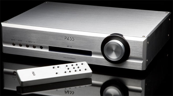 Pass Labs XP10 Preamplifier