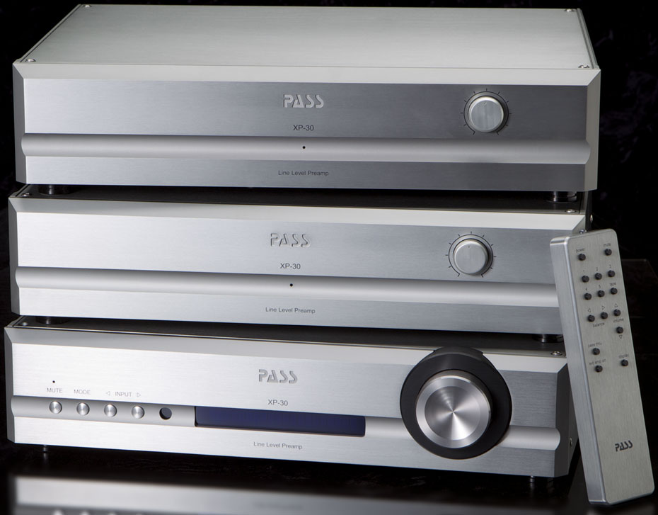 Pass XP-30 Preamplifier