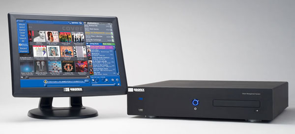 Qsonix Q205 music server