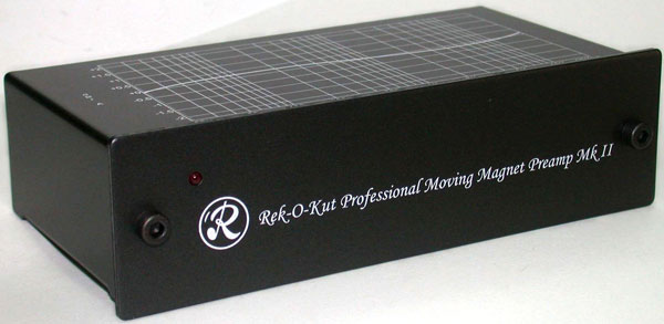 RekOKut PMMPii Phono Preamplifier Moving Magnet