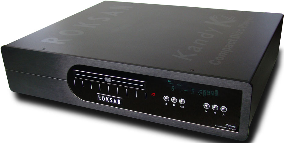 Roksan K2 CD Player