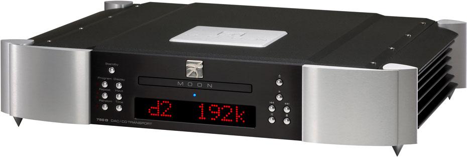 Simaudio Moon 750D CD Player DAC
