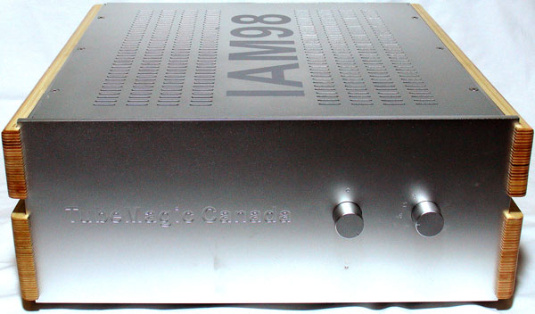 TubeMagic Canada IAM98 Amplifier