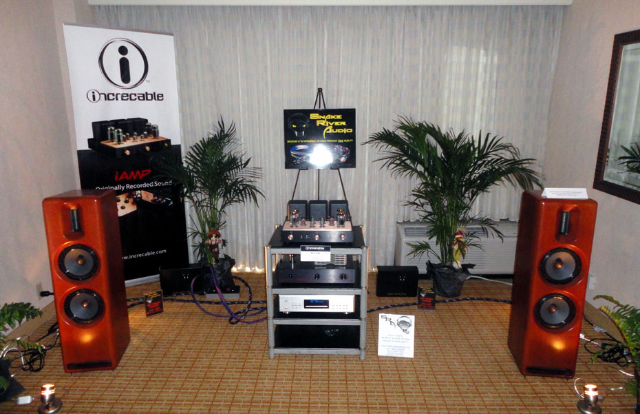 Sonist, Increcable and Snake River Audio system