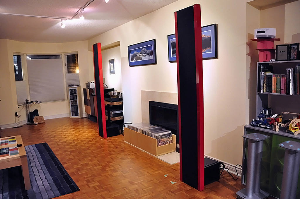 Audio Exklusiv Electrostatic P3 1 Panels Review