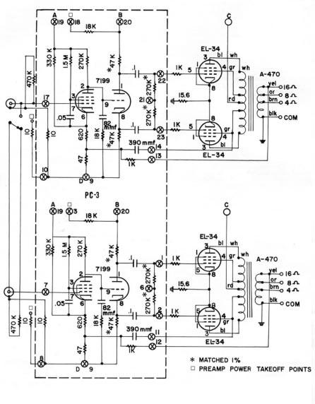 ST70 stock circuit