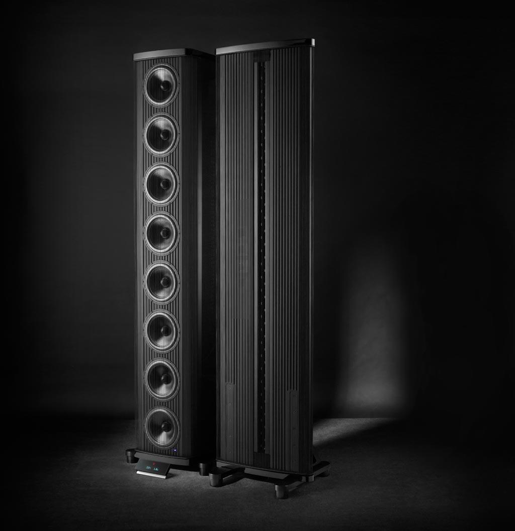 Gryphon Audio Designs of Denmark Gryphon Pendragon Loudspeaker