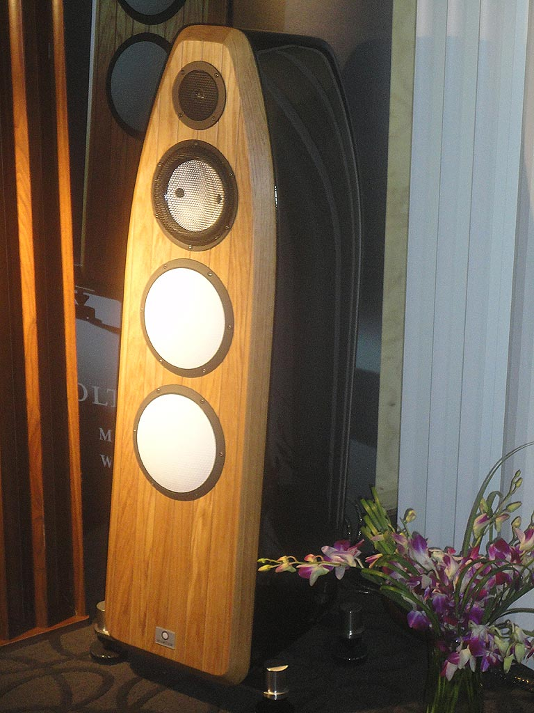Marten Coltrane Tenor Speakers