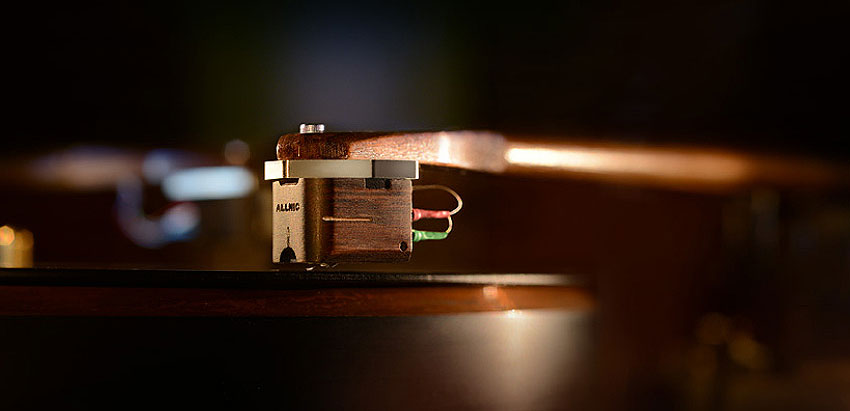 Allnic Audio Puritas Moving Coil Phono Cartridge