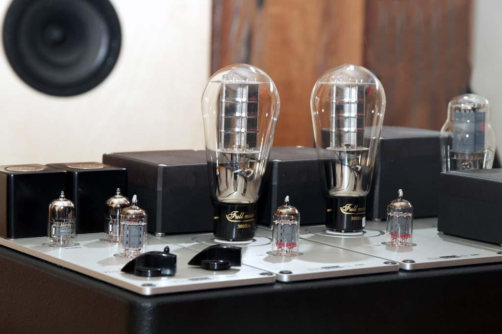 Swissonor AM6441 300B Integrated SET Amplifier
