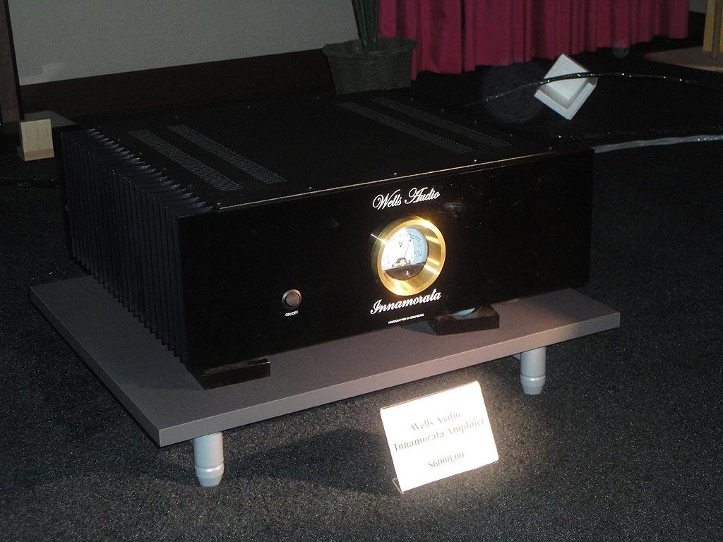 Wells Audio Innamorata Amplifier