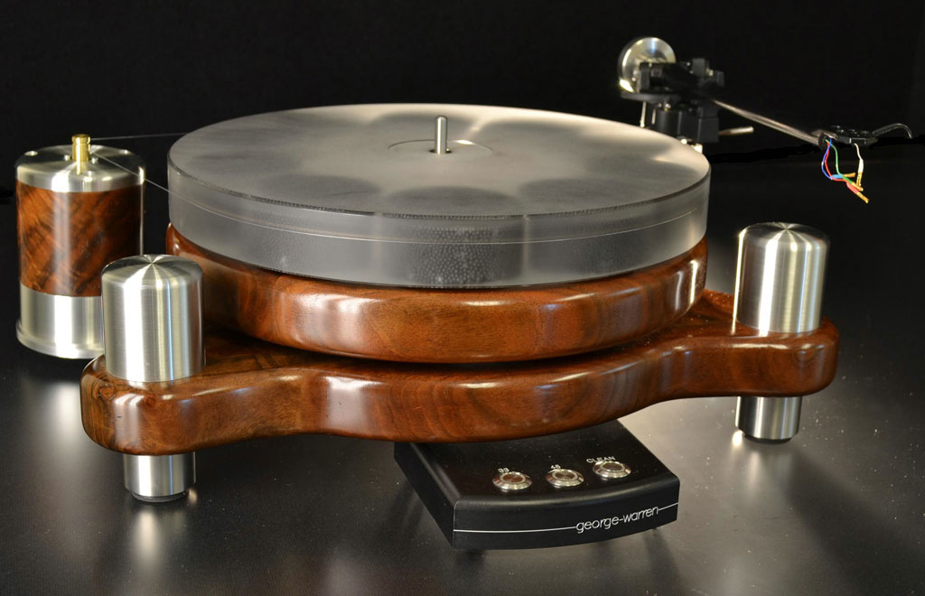 George Warren Turntable
