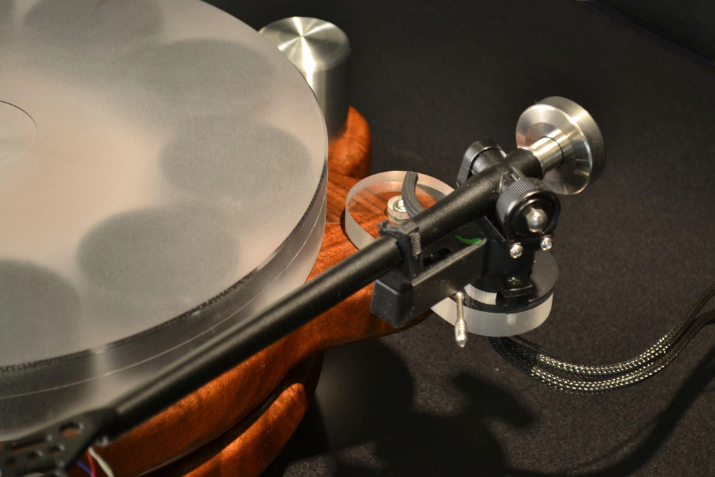 George Warren Turntable Tonearm