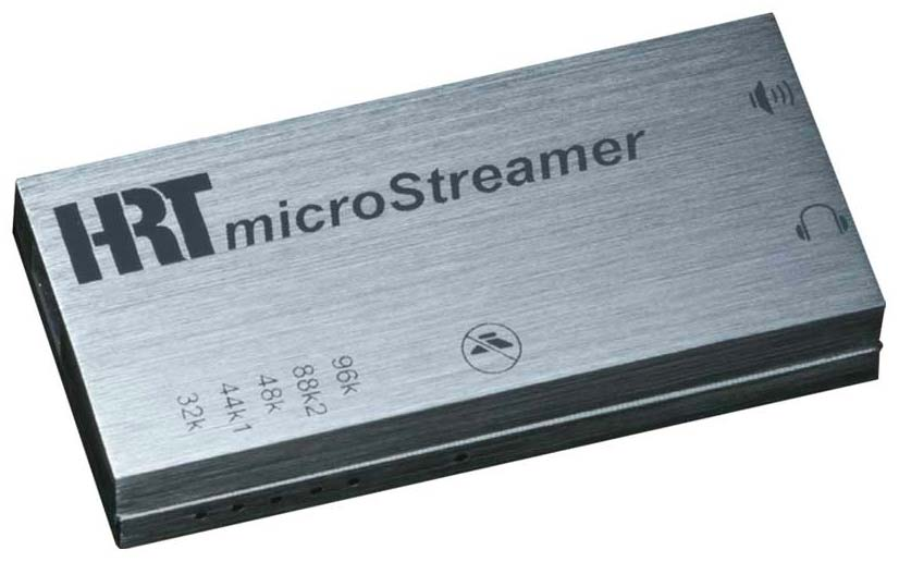 High Resolution Technologies Announces the microSTREAMER DAC