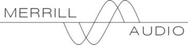 Merrill Audio Logo