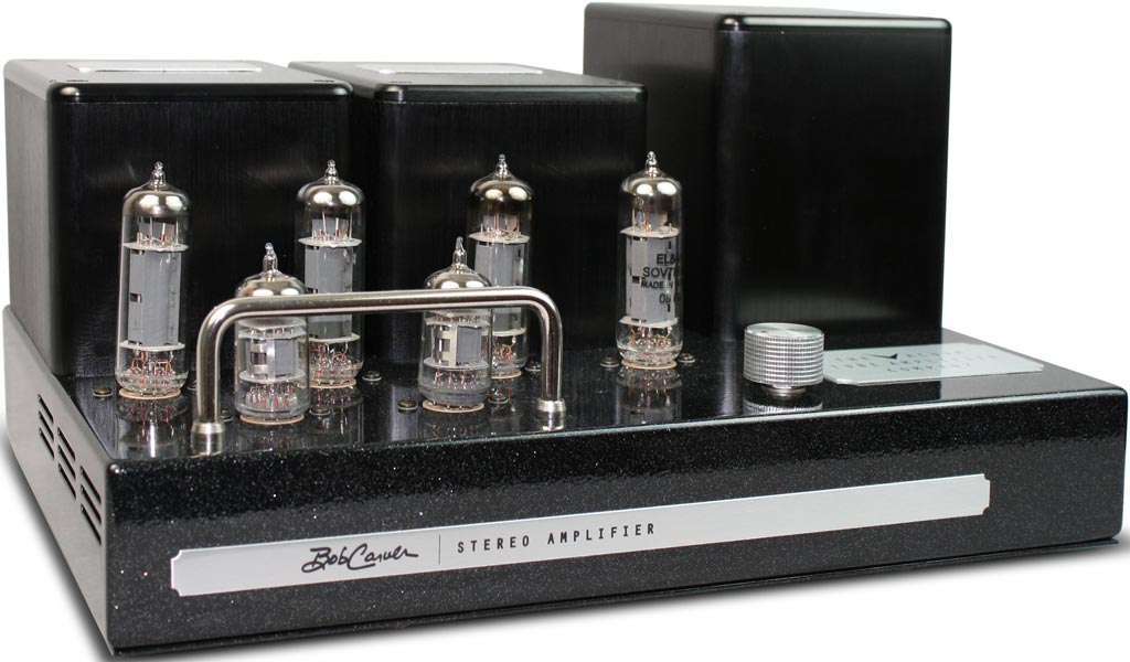 Bob Carver 'Black Magic' VTA 20S Tube Amplifier