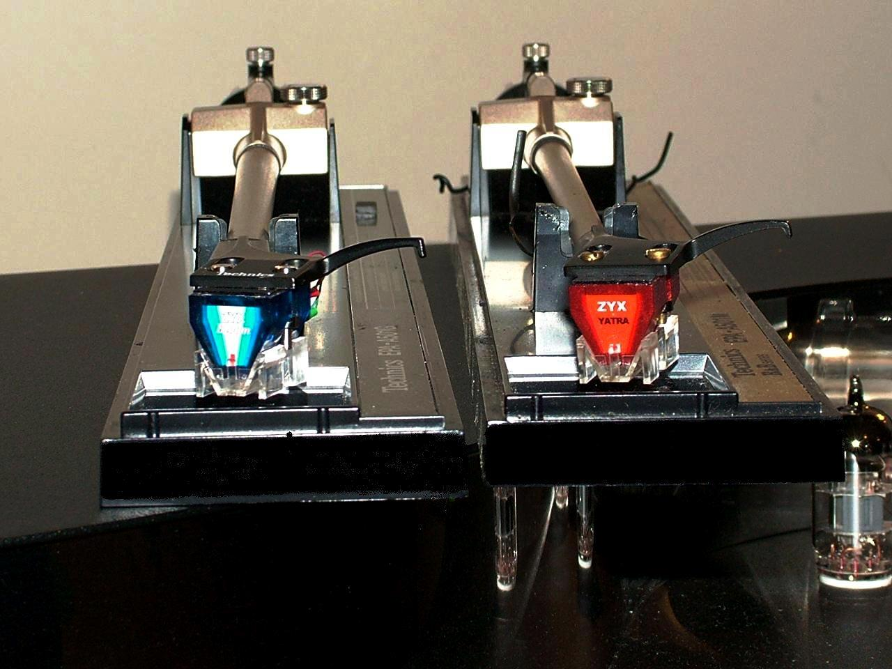 ZYX cartridges