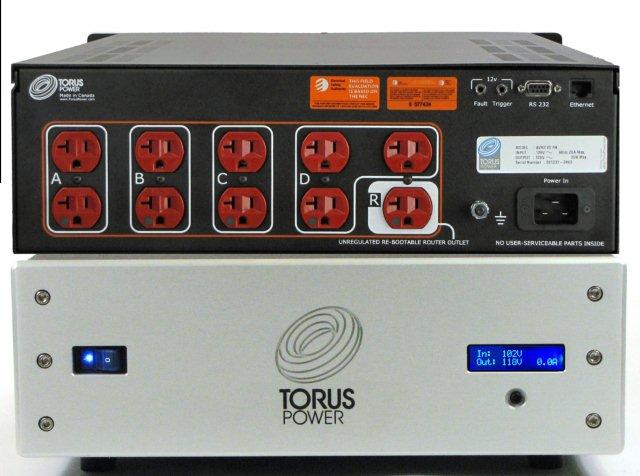 Torus Power AVR2 20 Front Back Stack web
