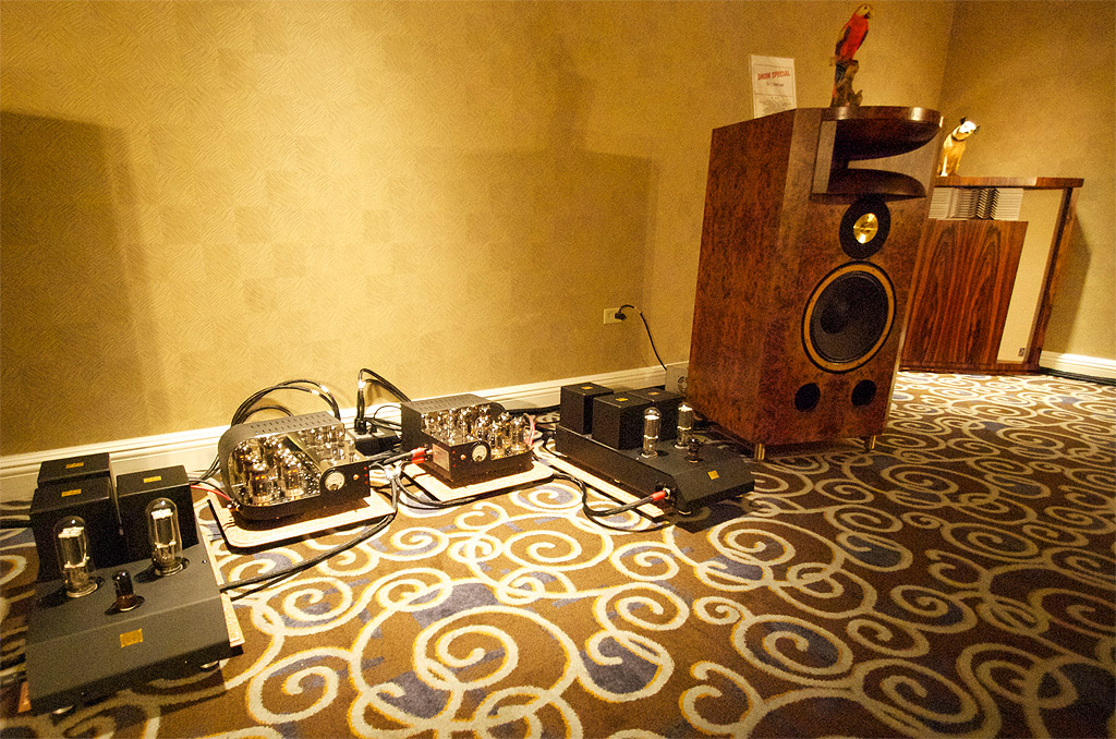 Classic Audio at Axpona 2013