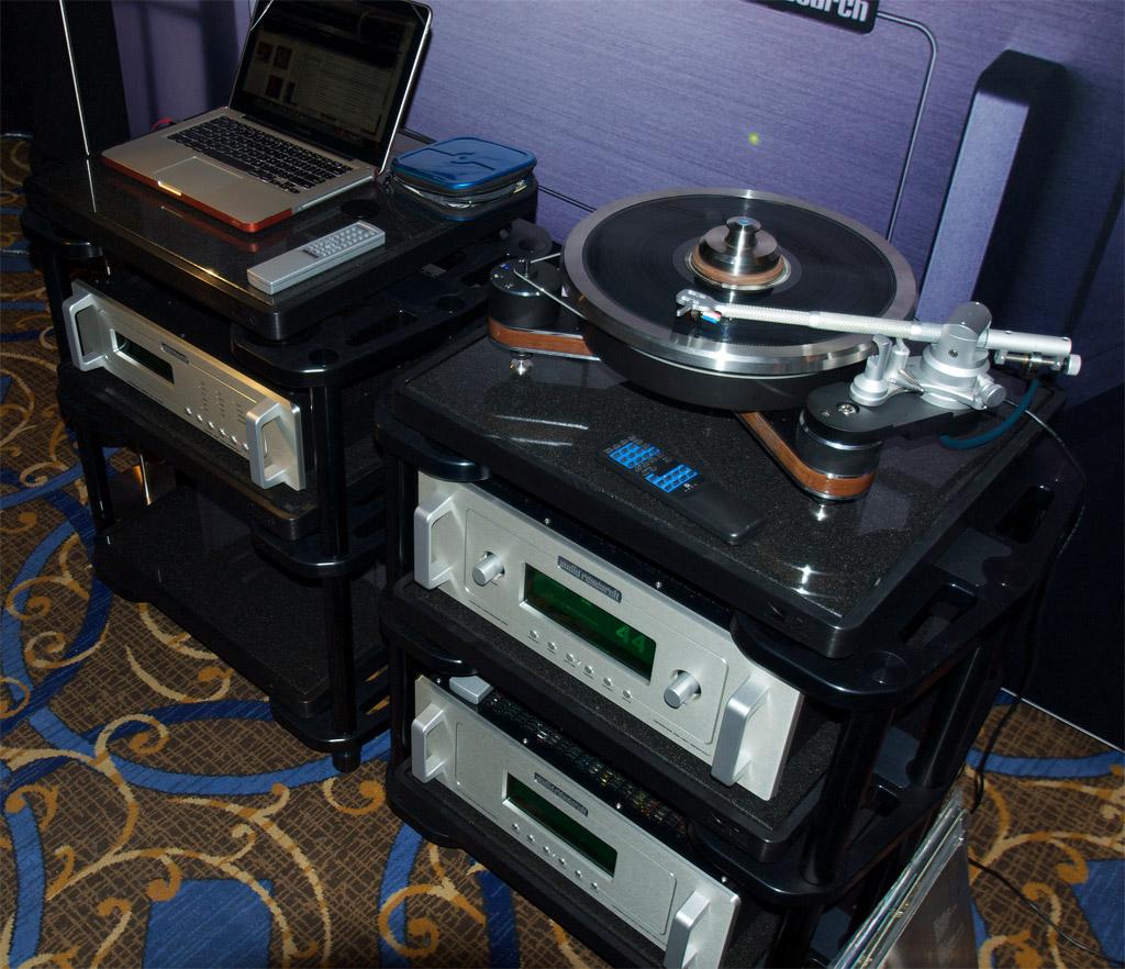Quintessence Audio at Axpona 2013