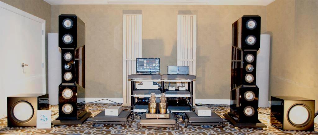 Von Schweikert Audio VR-100XS Universe System