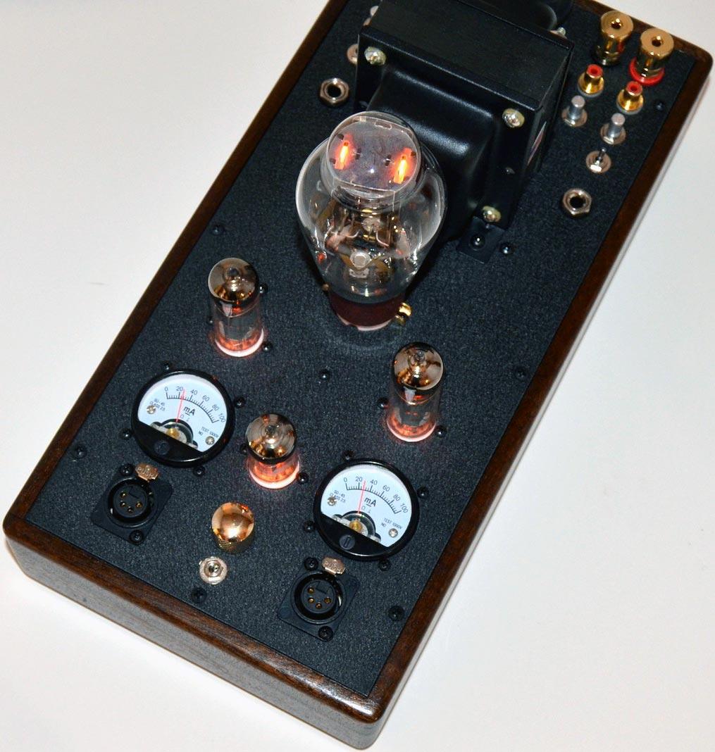 Decware Taboo MKIII Headphone Amplifier
