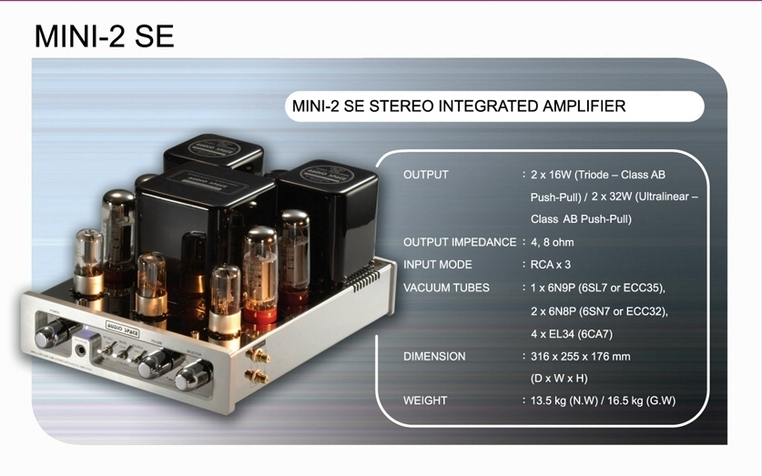 Audio Space Mini-2 se