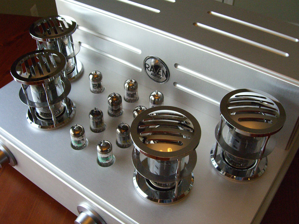 Raven Audio Reflection Integrated Amplifier