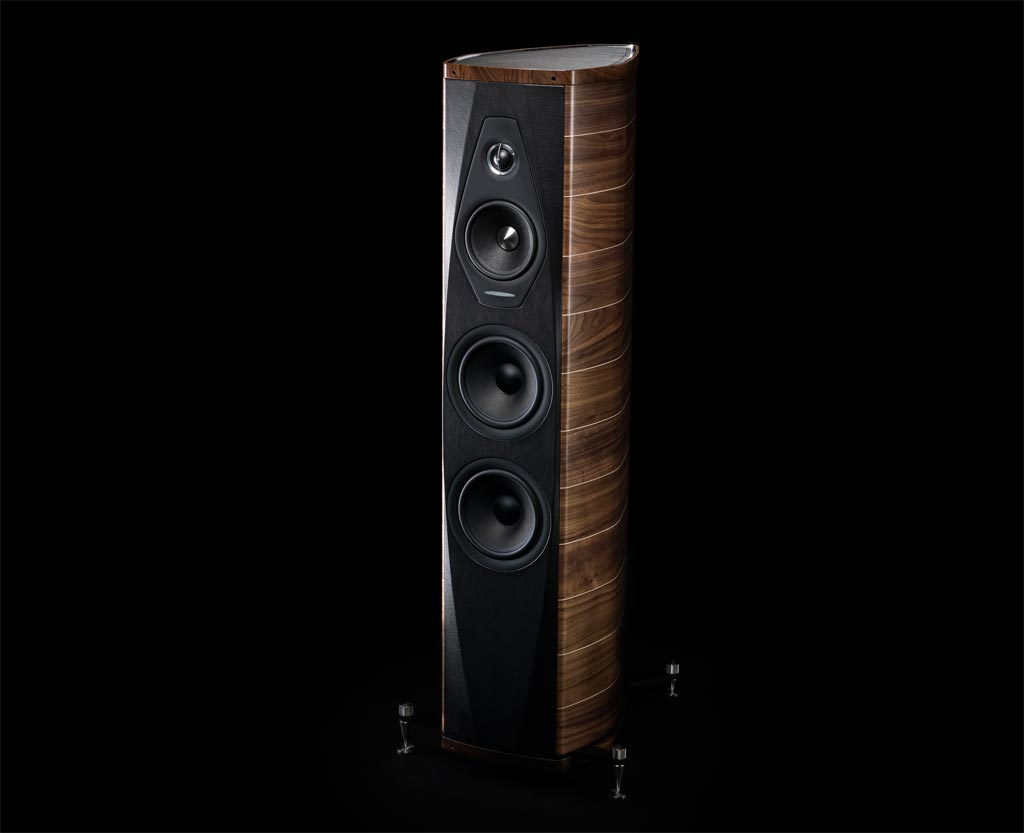 sonus faber launches a new family of loudspeakers named olympica. Black Bedroom Furniture Sets. Home Design Ideas