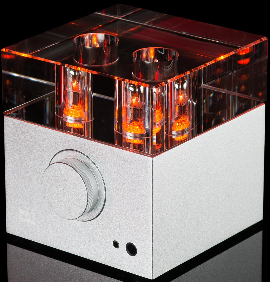 Woo Audio WA7 Fireflies Hube DAC Headphone Amplifier