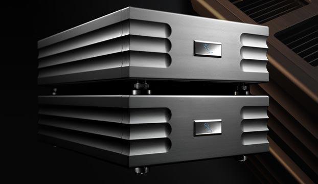 Qualia $ Company Indigo Power Amplifier