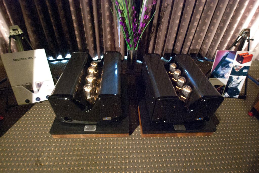 Produndo System - Viva Audio Aurora monoblock amplifier ($43,500)