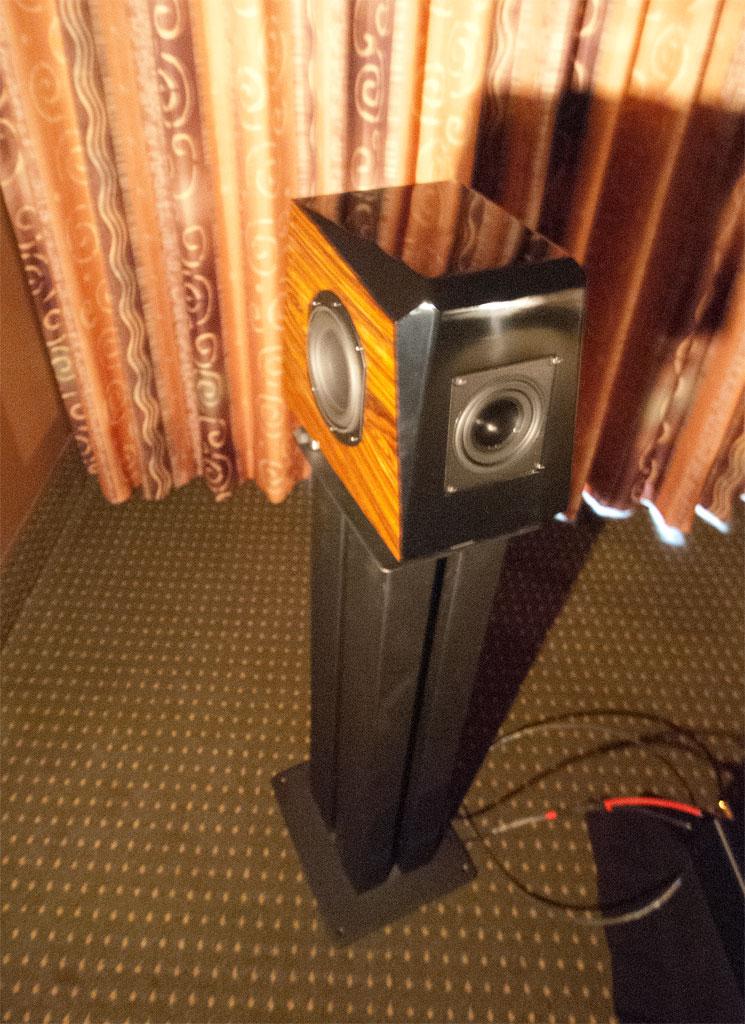 Audience ClairAudient 1+1 loudspeaker ($1,800)