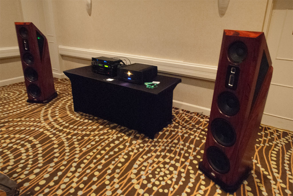 Legacy Audio Aries Speakers